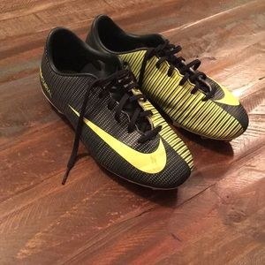 Boys Nike Soccer Cleats